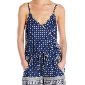 French Connection Romper - Boho, lightweight